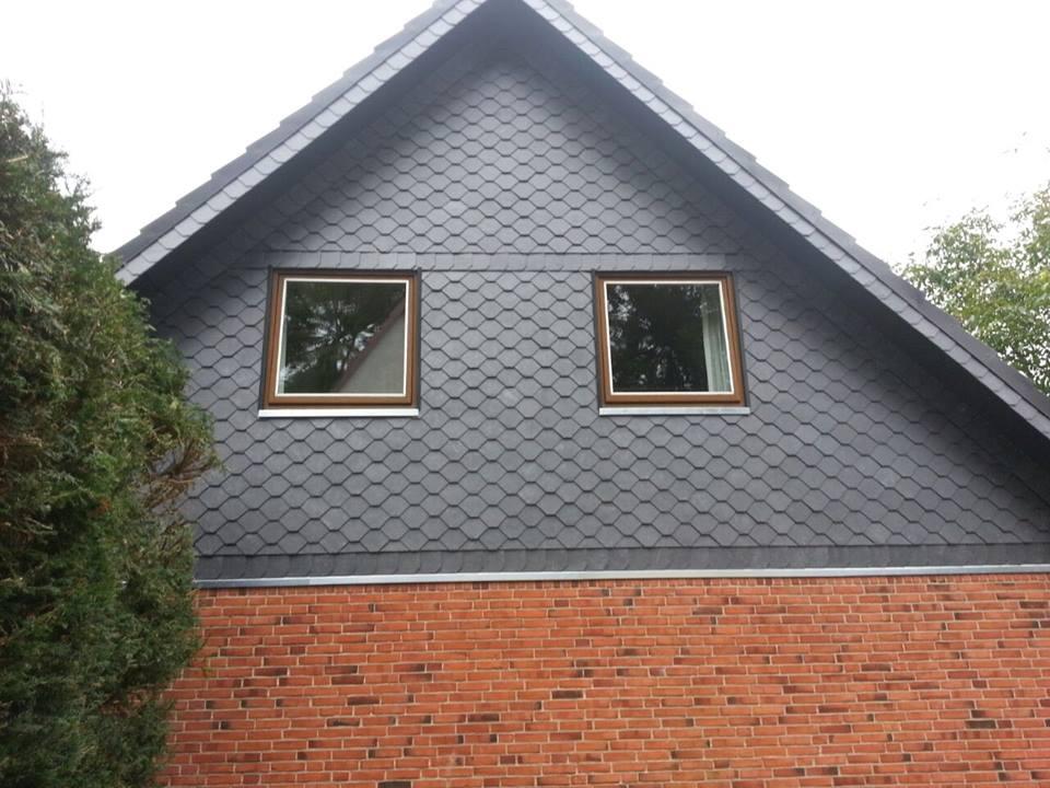 Fassadenbekleidungen vom Fachmann - Dachdecker Olaf Malü Kiel