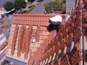 Dachdeckerarbeiten in Kiel von Olaf Malü