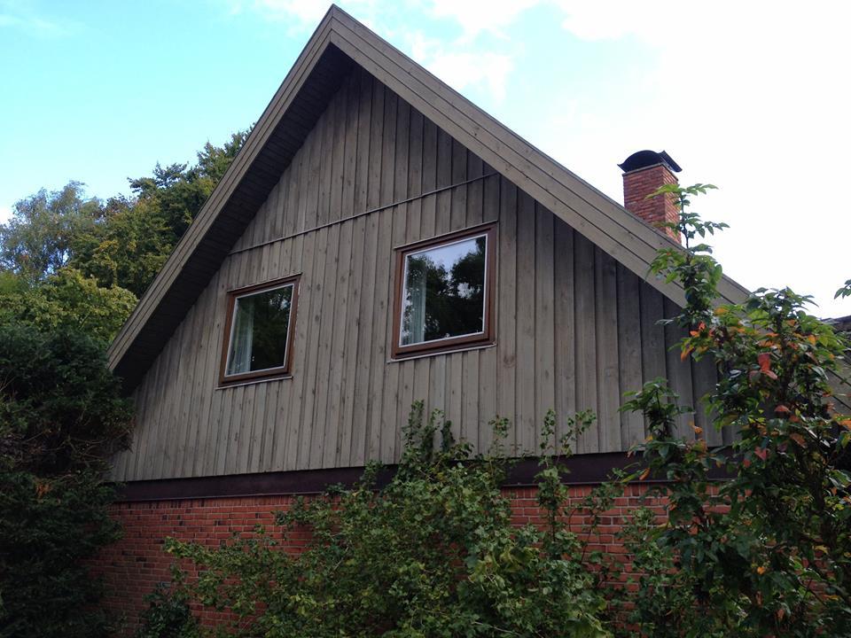 Fassadenbekleidungen - Olaf Malü Dachdeckerei Schönkirchen