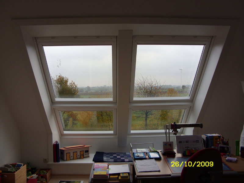 Veluxfenstereinbau vom Fachmann - Dachdecker Olaf Malü aus Kiel