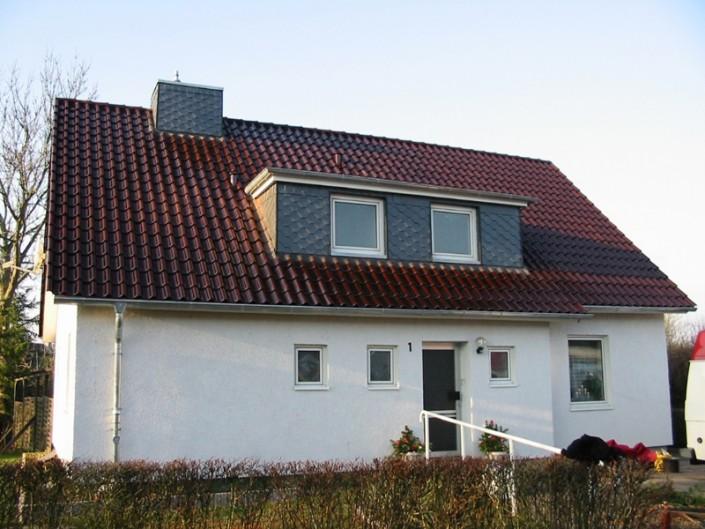 Ein weiteres schönes Dach von Malü Bedachungen