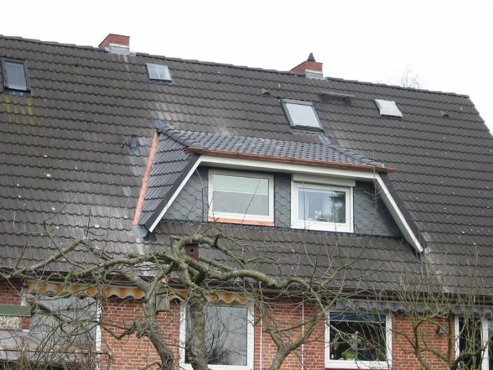 Dachdeckerarbeiten von Malü Bedachungen aus Schönkirchen bei Kiel
