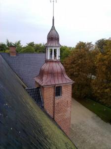 Bauklempnerei von der Dachdeckerei Olaf Mal+ Kiel