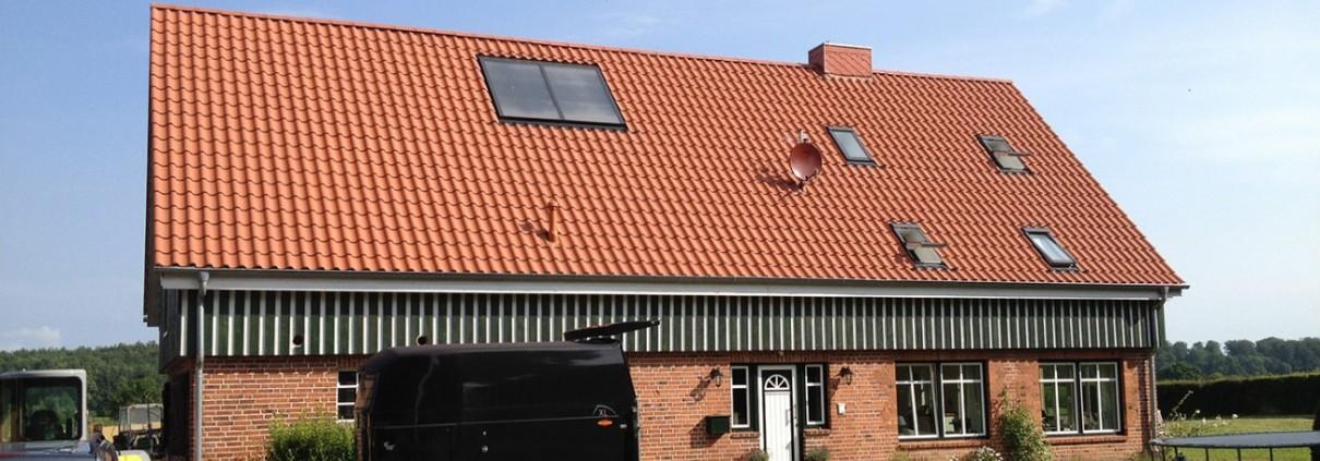 Ein weiteres schönes Dach von Malü Bedachungen aus Schönkirchen bei Kiel