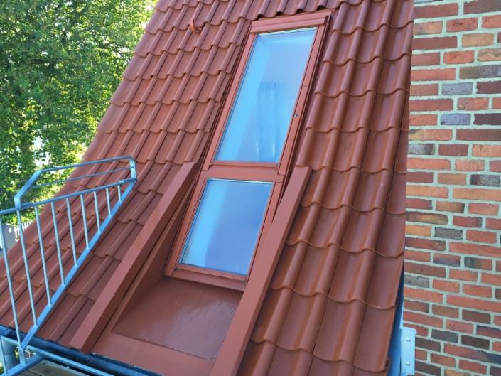 Veluxfenster Dachdeckerarbeiten von Dachdecker Olaf Malü