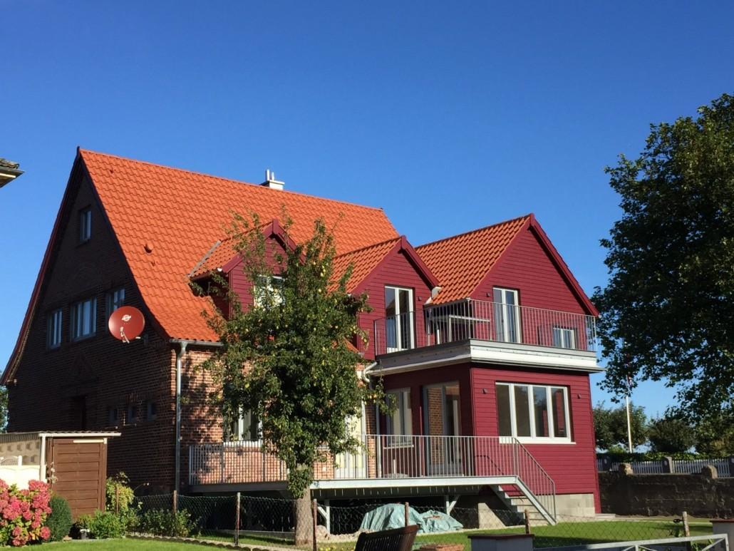 Dachdeckerarbeiten von Dachdecker Olaf Malü