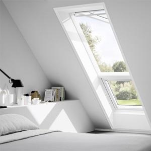 VELUX Fenstertausch mit Erweiterung