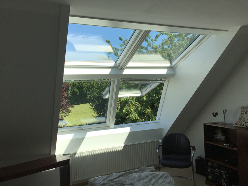 velux dachfenster kombination panorama f r mehr licht und. Black Bedroom Furniture Sets. Home Design Ideas