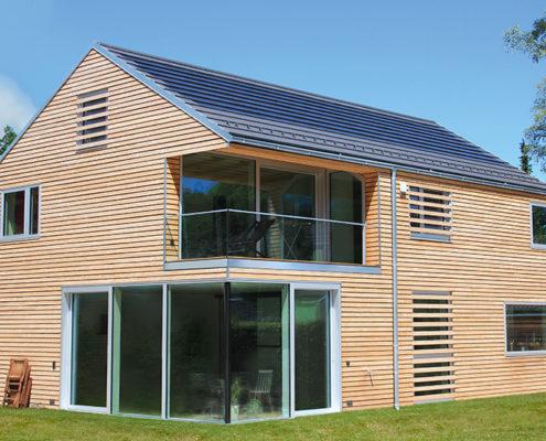 Nachhaltig Bauen mit Braas