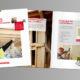 Broschüre Steinwolle und Holzbauwände: eine starke Kombination