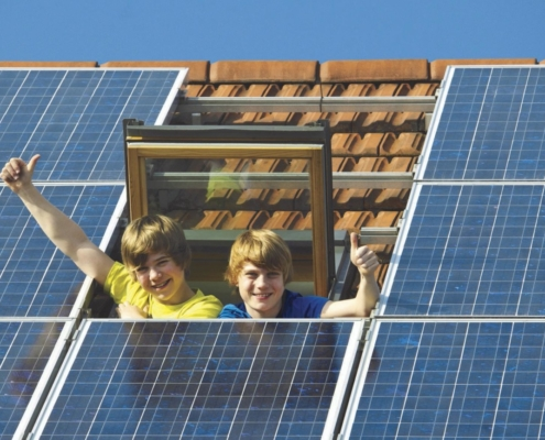 Photovoltaik: Aktiv an der Energiewende mitwirken
