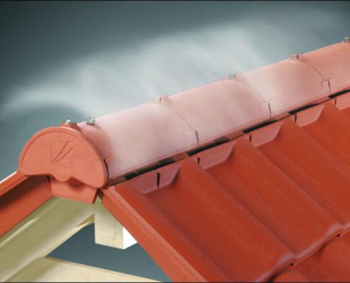 txn. Für ein dauerhaft funktionssicheres Dach müssen alle Bauteile optimal aufeinander abgestimmt sein.